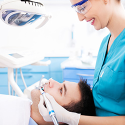 Dental cleaning and polishing – RTC Smiles